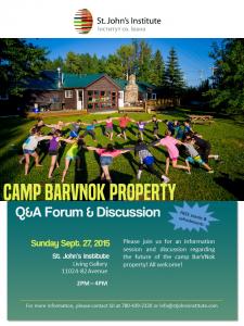 Camp BarVNok Q&A